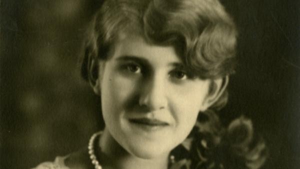 d9e63e4e1031 Marie Spejchalová v roce 1931 (zdroj  Národní muzeum)